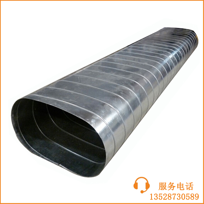 鍍鋅螺旋風管