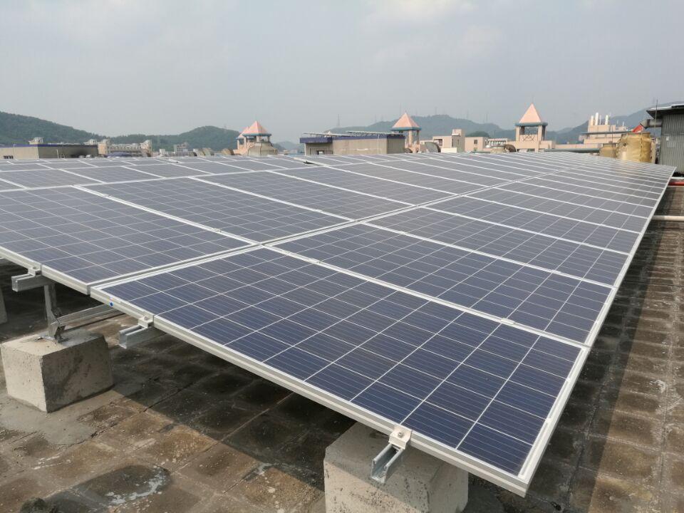 廣東生產廠家直供分布式熱鍍鋅沖孔太陽能光伏支架41*52*2.5
